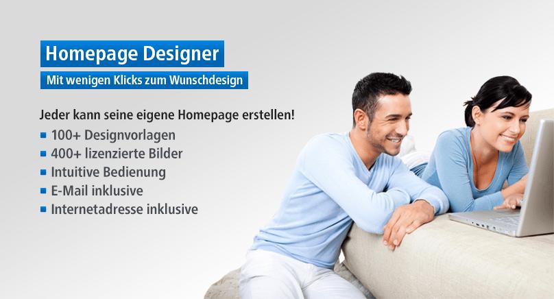 netclusive Homepage Designer